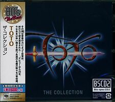 TOTO THE COLLECTION 2013 RMST Blu-Spec CD2 - 17 TRACKS - FREE COMBINED SHIPPING!