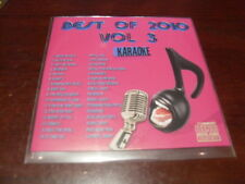 BEST OF 2010 VOL 3 KARAOKE DISC B10-03 CD+G POP KATY PERRY PARAMORE ONE REPUBLIC