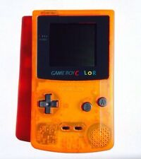Nintendo Game Boy Color Orange Handheld (Refurbished, Console Only)