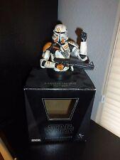 Gentle Giant Star Wars Utapau Airborne Trooper Bust Star Wars Shop Exclusive
