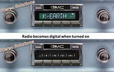 1960-1963 GMC Truck NEW USA-630 II* 300 watt AM FM Stereo Radio iPod, USB, Aux