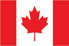 ADESIVO BANDIERA FLAG CANADA DECAL STICKER!!