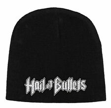 Hail Of Bullets - Logo - Beanie - Mütze - Neu / New