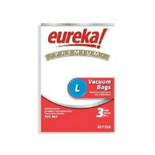 Eureka L Vacuum bags (3pk) Genuine Part #61715A