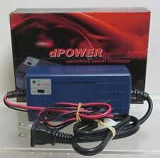 dPower Universal Smart Charger for Ni-CD/Ni-MH 7.2V-12V Battery R/C