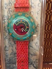 SWATCH Tipping Compass SDK111 Scuba 200  Authentic 1992 New Box Paper