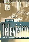 NEW Television: Critical Methods and Applications by Jeremy G. Butler Paperback