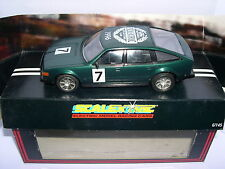 SCALEXTRIC C561 ROVER 3500cc.#7  GREEN NSCC.1996 COLLECTORS CLUB LTED.ED.   MB