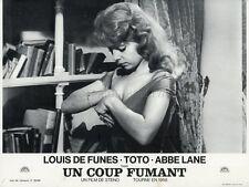 SEXY ABBE LANE TOTO, EVA E IL PENNELLO PROIBITO 1959 VINTAGE LOBBY CARD #7  R70