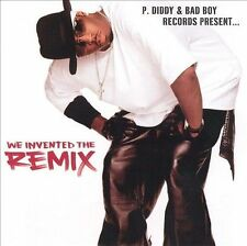 P Diddy: P Diddy & Bad Boy: We Invented the Remix 1 Explicit Lyrics Audio Casset