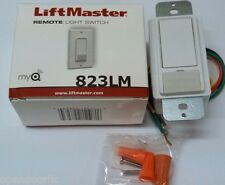 823LM LiftMaster Remote Light Switch Security+2.0™ & MyQ® technology compatible
