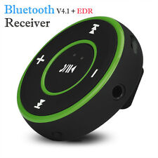 Wireless Bluetooth v4.1 3.5mm Audio Stereo Music Car AUX Receiver Adapter Dongle