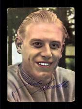 Günter Sawitzki  DFB WM 1958 Heinerle Sammelbild Original Signiert+ A 150100