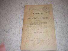 1911.réponse à Lugan.action française.Moreau.montesquiou