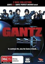 Gantz Movie : Collection 1-2 (DVD, 2013)