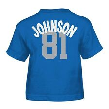 Detroit Lions CALVIN JOHNSON nfl INFANT BABY NEWBORN Jersey Shirt 18M 18 Months