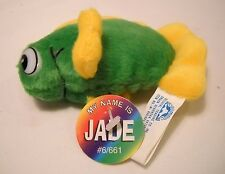 Plush Toy - Jade Fish - Soft Fluffy (O76)