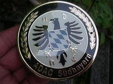 ADAC Bavière méridionale-insigne Badge refroidisseur autoplakette Oldtimer emblème