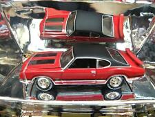 1971 OLDSMOBILE CUTLASS 442 W-30    JOHNNY LIGHTNING GENERAL MOTORS MUSCLE  1:64