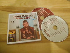 CD Pop House Masters - Kenny Dope 2 Disc (20 Song) DEFECTED REC cb