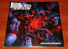 PRIMAL ROCK REBELLION AWOKEN BROKEN 2x LP VINYL *RARE* UK PRESS NEW Iron Maiden