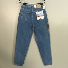 NWT VTG GAP Reverse Fit High Waist Relaxed Tapered Stonewash Mom Jeans 8R 28x31
