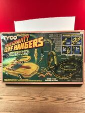 Tyco Slot Car Race Track Lot - Zero Gravity Cliff Hanger Vintage Rare W/ Box
