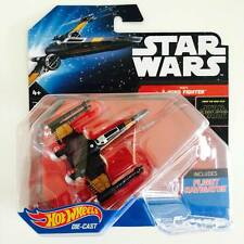 Hotwheels Star Wars Vehicle The Force Awakens POE'S X-Wing Fighter - Hot Pick