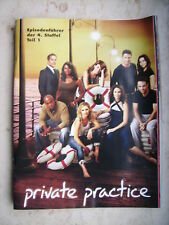 Strand-Poster Private Practice (2011) Staffel 4 (Kate Walsh, Taye Diggs...)