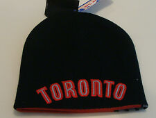 NBA Toronto Raptors Adidas Basketball Youth Hat Beanie Toque Age 8-20 Reversible