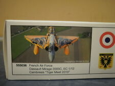 Herpa Wings 1:200 Mirage Dassault 2000C French Air Forc