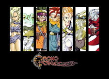 "001 Chrono Trigger - Role Playing Video Game 19""x14"" Poster"