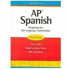 Ap* Spanish Preparing For The Language Examination by Education