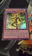 Masked HERO Blast - JUMP-EN078 - Ultra Rare - Limited Edition - M/NM Yugioh