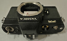 "(PRL) YASHICA FR PEZZI RICAMBIO RICAMBI SPARE PART PARTS ""AS IT IS"" LIKE PICTURE"