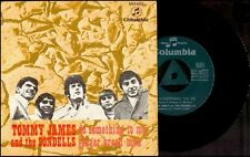 """TOMMY JAMES AND THE SHONDELLS - Do Something To Me - SPAIN SG 7"""" Columbia 1966"""