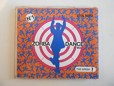 THE GREEK : ZORBA DANCE 93 (ext. remix) [ CD-MAXI PORT GRATUIT ]