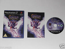 LEGEND OF SPYRO A NEW BEGINNING for PLAYSTATION 2 'VERY RARE & HARD TO FIND'