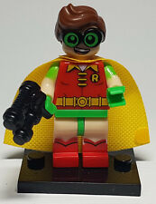 Custom made robin version batman movie minifigures s'adapte aussi lego