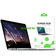 Clear LCD Guard Film Screen Protector For Apple Macbook Pro 15 Inch