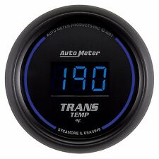 AutoMeter 0-340°F Cobalt Digital Series Transmission Temperature Gauge * 6949 *