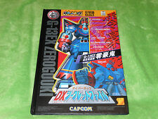 Cyberbots DX Secret File G13-EX Zero Gouki Akuma Hard Art Book & Pop-Up Japan