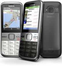 Nokia C5-00 5MP - (Unlocked) Mobile Cell Phone - Black