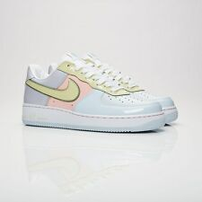 """Nike Air Force 1 Low Retro """"Easter"""" 845053-500 Men Size US 9 NEW 100% Authentic"""