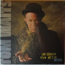 Tom Waits-GLITTER and Dome Live 2lp 180g Vinile Nuovo/Scatola Originale/SEALED