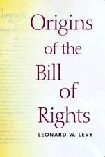 Origins of the Bill of Rights (Yale Contemporary Law Series)-ExLibrary