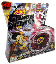 TAKARA TOMY Beyblade Phantom Orion B:D Bottom 4D System + Light Launcher BB-118