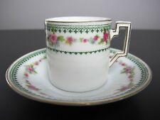 Vintage Rosenthal Thomas coffee / espresso demitasse cup and saucer. Germany.
