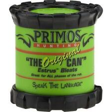 Primos The Original CAN With True Grip Estrus Bleat Deer Buck Game Call 7062 NEW
