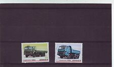 KOREA - SG1572-1573 MNH 1983 KOREAN-MADE VEHICLES 4th SERIES